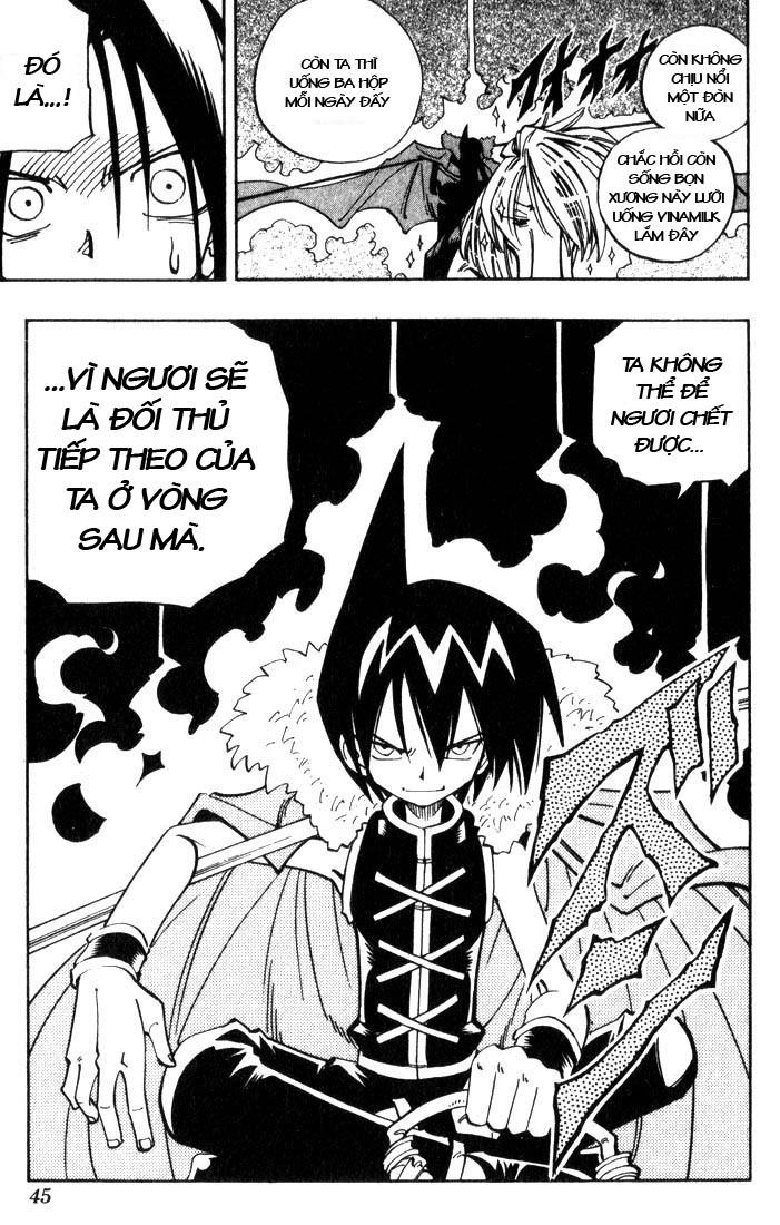 Shaman King [Vua pháp thuật] chap 46 trang 19