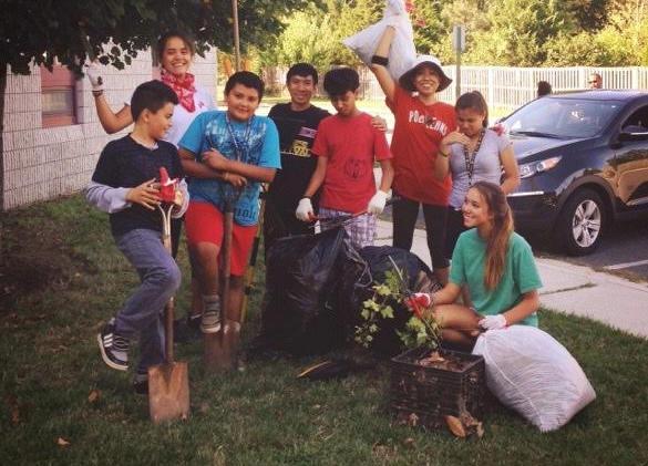 Volunteer Teambuilding & Community Service Projects