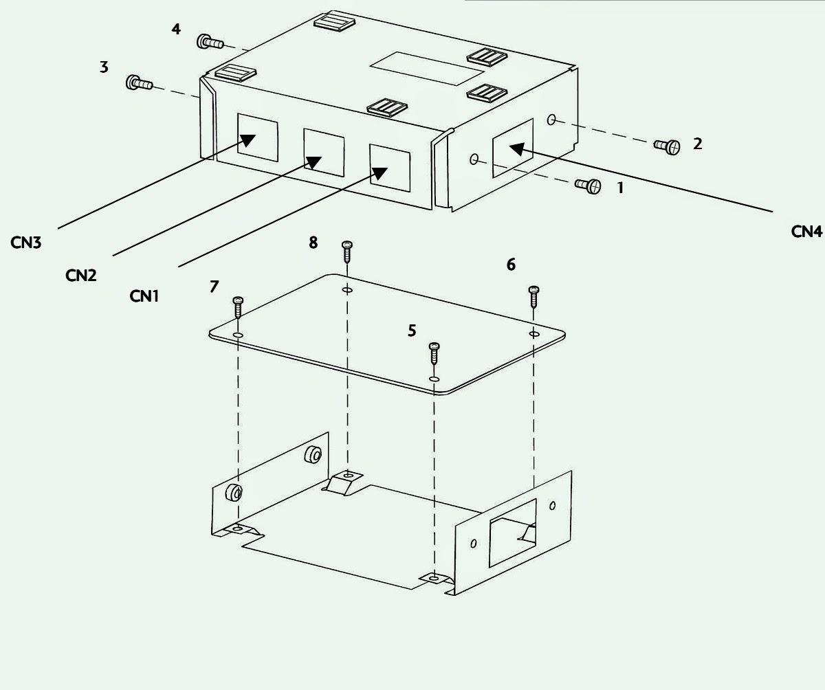 RENAULT Rear Seat Entertainment System Control Module
