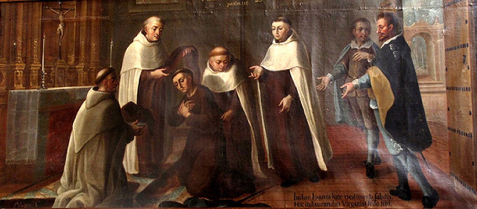Resultado de imagen de orden carmelitas