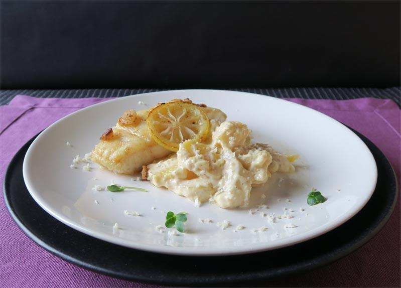 Fisch mit Kartoffelsalat | pastasciutta.de