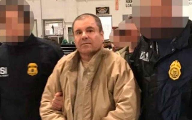 Esto es lo que Joaquín Guzmán Loera le acaba de pedir a su familia