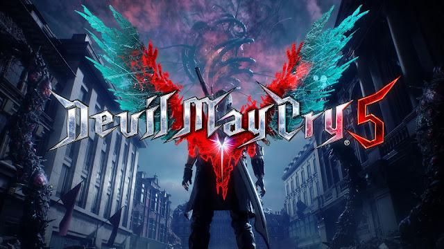 تحميل لعبة ديفل ماي كراي Devil May Cry 5 للكمبيوتر كاملة برابط مباشر ميديا فاير مضغوطة