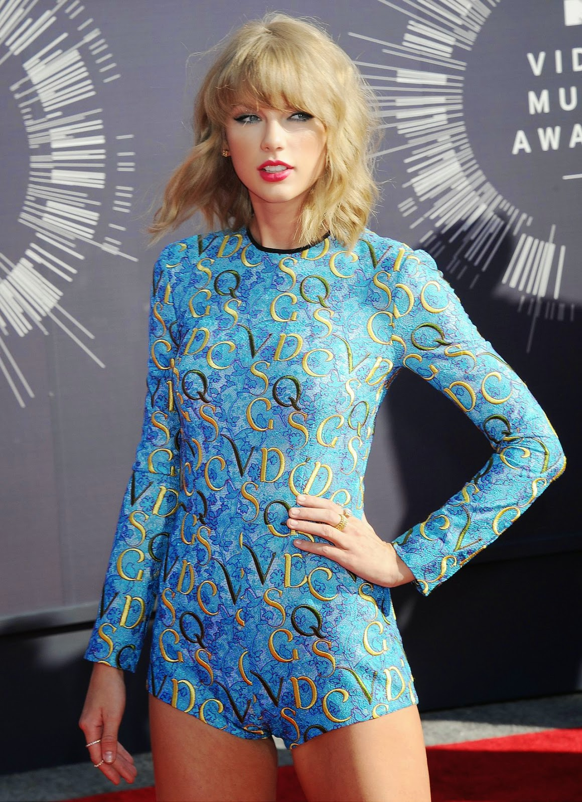 Taylor Swift – 2014 MTV Video Music Awards in Inglewood #VMA