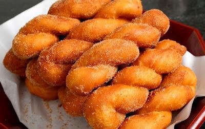 Resepi Donut Mudah, Gebu Dan Sedap