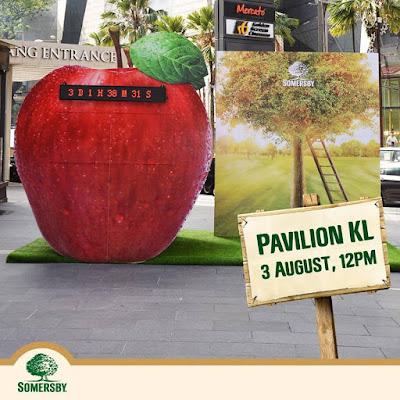 somersby-cider-giant-apples-cider-giveaway-pavilion-kl