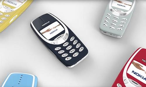هاتف نوكيا 3310 الشهير يعود مجددا الى الاسواق