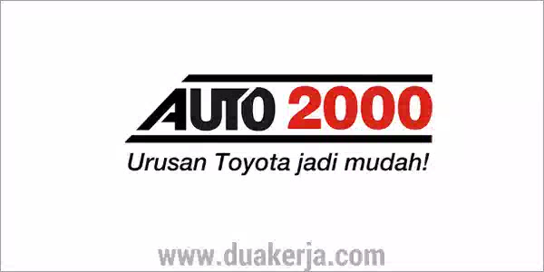 Lowongan Kerja Toyota Auto 2000 Tahun 2019