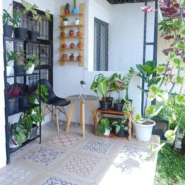 Contoh Desain Teras Rumah Minimalis Tipe 36 45 60 Terbaik
