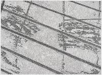Richard Müller: dessin Pluie sur la terrasse