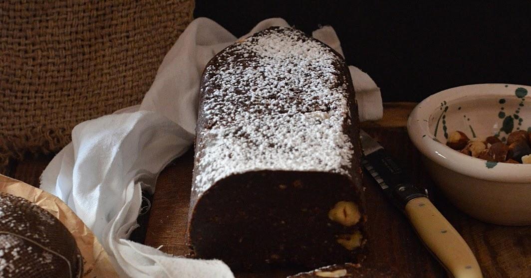 Fondente cioccolato nocciole senza uova