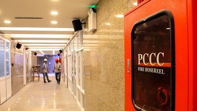 Hệ thống PCCC Xuân Mai Tower