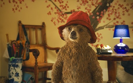 , How a Brown House can be Colourful- The Paddington Movie