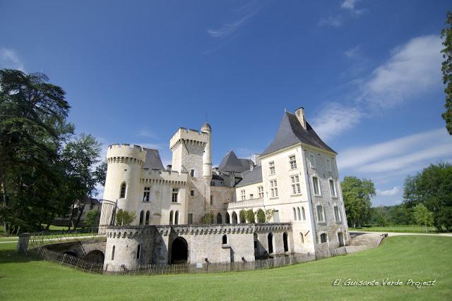 Château de Campagne - Dordoña Perigord por El Guisante Verde Project