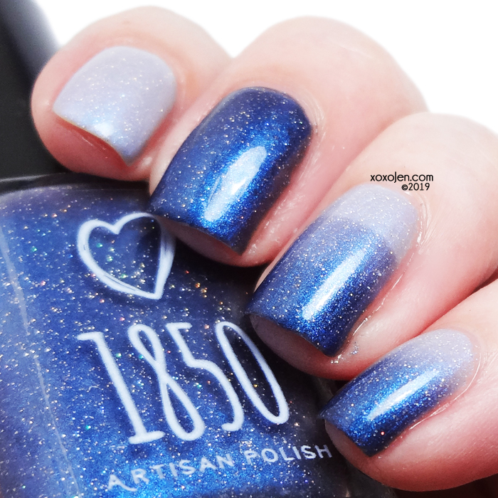 xoxoJen's swatch of 1850 Artisan Polarity