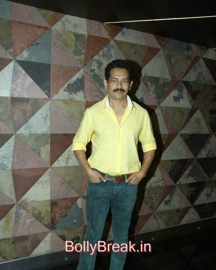 Atul Kulkarni, Pics from 'Baji' Marathi Movie Premier Photo Gallery