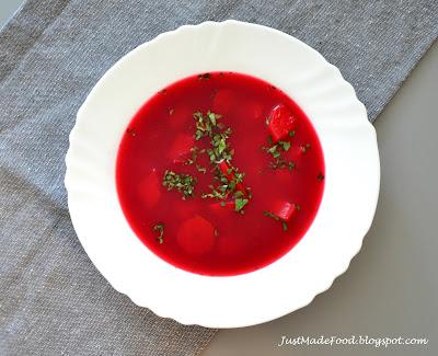 tradycyjna zupa