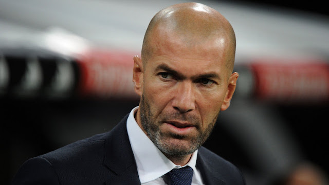 Zidane Tetap Waspadai Barcelona Meski Tanpa Neymar