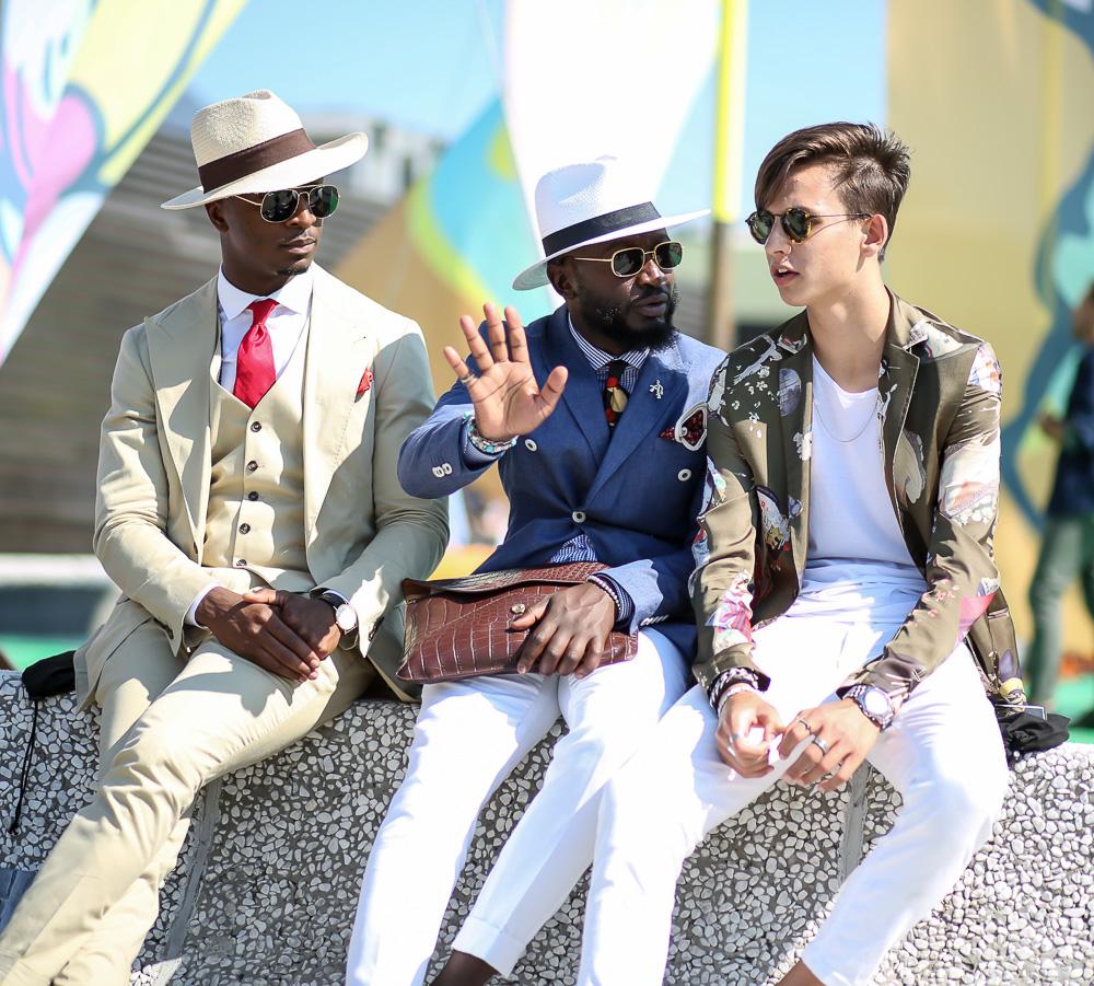 92 Pitti Los Street de XXI Hombre mejores Uomo Styles nAnOYTaq