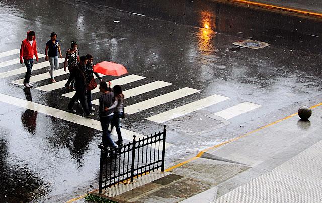 Foto Día de lluvia