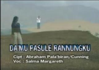 Trio Pandin - Da'mu Pasule Rannungku (Salma Margareth)