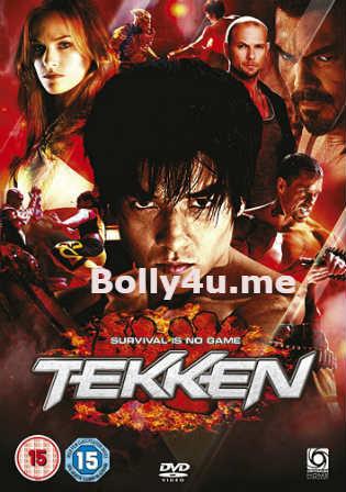 Tekken 2010 HD 300Mb Hindi Dual Audio 480p ESub Watch Online Full Movie Download bolly4u