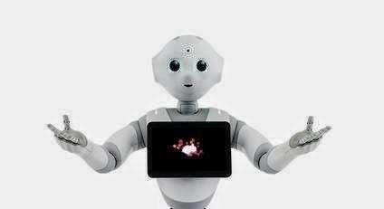 鴻海代工機器人Pepper前景大好!軟銀結盟日量販龍頭