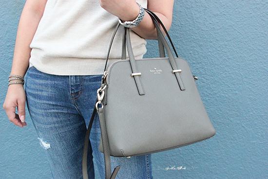 Kate Spade Maise Satchel Bag