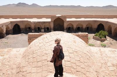 Imagen Caravanserai Irán