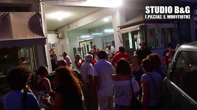 Ανησυχία και την δυσαρέσκεια της ΟΕΒΕ Αργολίδας για την σύλληψη και την προσαγωγή 19 πολιτών