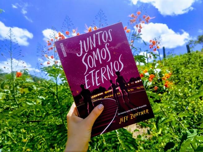 Juntos Somos Eternos | Jeff Zentner