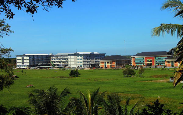 Kampus Universitas Bung Hatta
