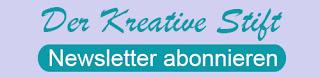 Der Kreative Stift: Newsletter abonnieren