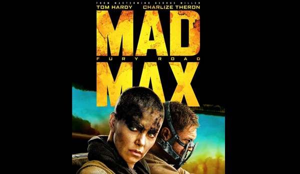 Mad Max: Fury Road - top movies for mobile