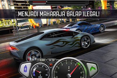 Top Speed: Drag & Fast Street Racing 3D Mod Apk Unlimited Money