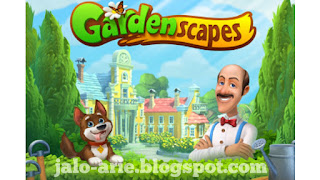 Game Gardenscapes New Acres Mod Apk Terbaru