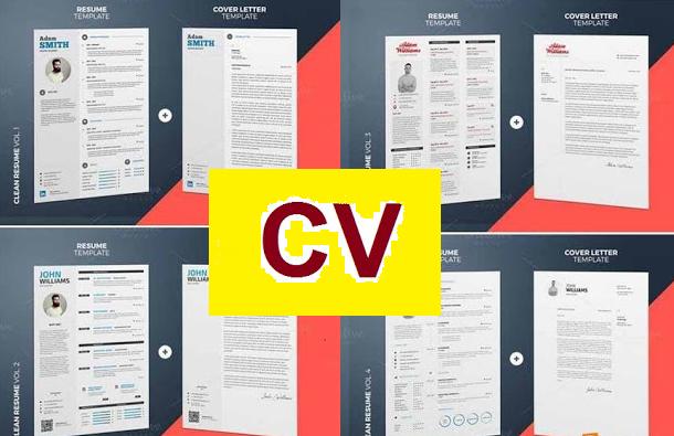 نماذج Cv احترافية جاهزة للتحميل و للتعديل مجلتك المعمارية