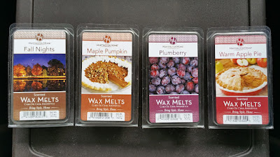 Aldi Wax Melts - Fall 2018