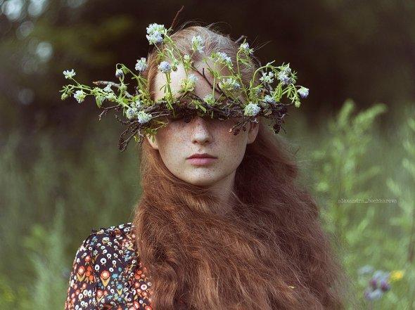 Alexandra Bochkareva fotografia mulheres fantasia contos fada surreal emotivo retratos natureza