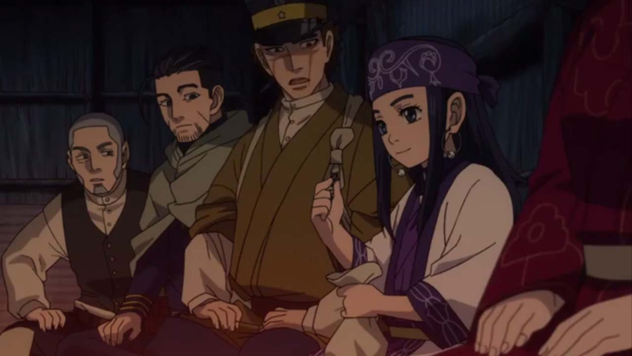 Golden Kamuy Season 2 Episode 9 Subtitle Indonesia