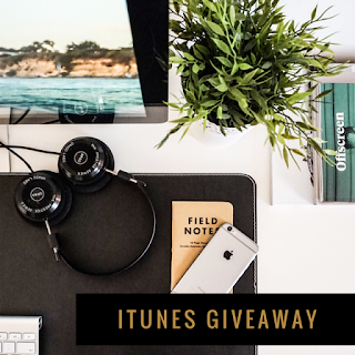 Enter the $200 iTunes Gift Card Giveaway. Ends 3/1