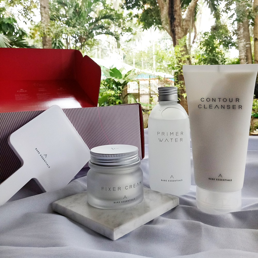 Althea's Bare Essentials Skincare Line
