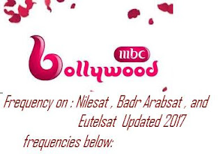 Frequency Mbc Bollywood On Nilesat And Badr Arabsat