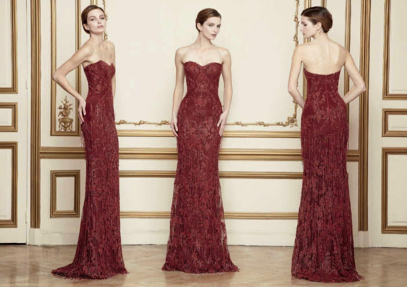 ade54b041 Magníficos vestidos de noche para ocasiones especiales