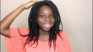 How To CROCHET BRAIDS HAIR | DiscoveringNatural