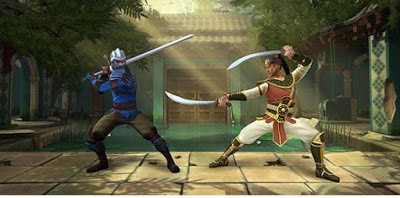 Shadow Fight 3 v1.11.1 Mod Apk Data (Weak Enemy)