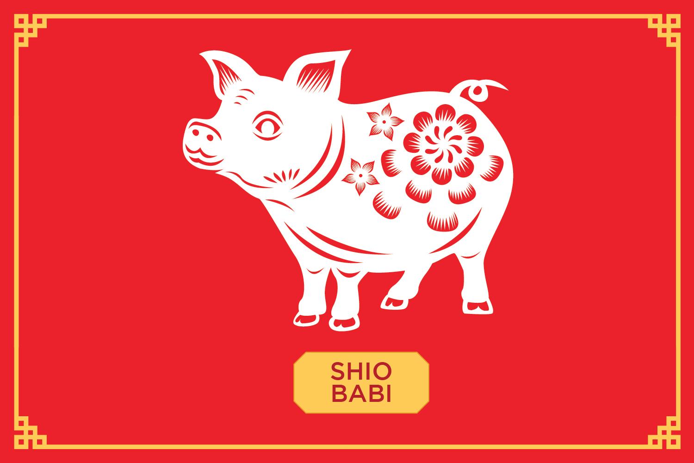 shio babi 2019