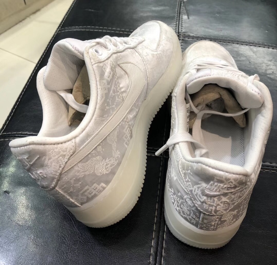 cb9949023167af Finishing off the design is a clear translucent AF1 rubber outsole. Look  for the CLOT x Nike Air Force 1 Premium to release on February 1st at CLOT  and ...