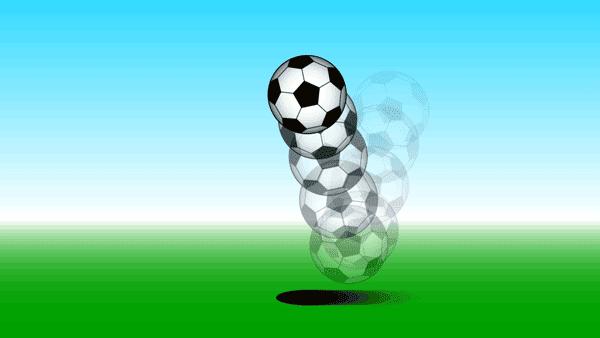ボールアニメーション
