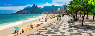 honeymoon destinations - brazil